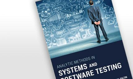 Analytic Methods in Systems and Software Testing