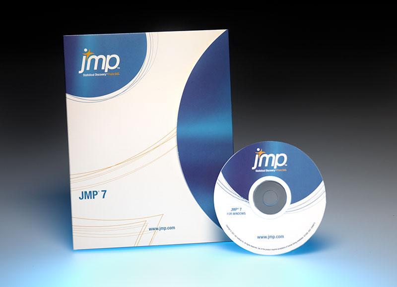 JMP 7 CD-ROM