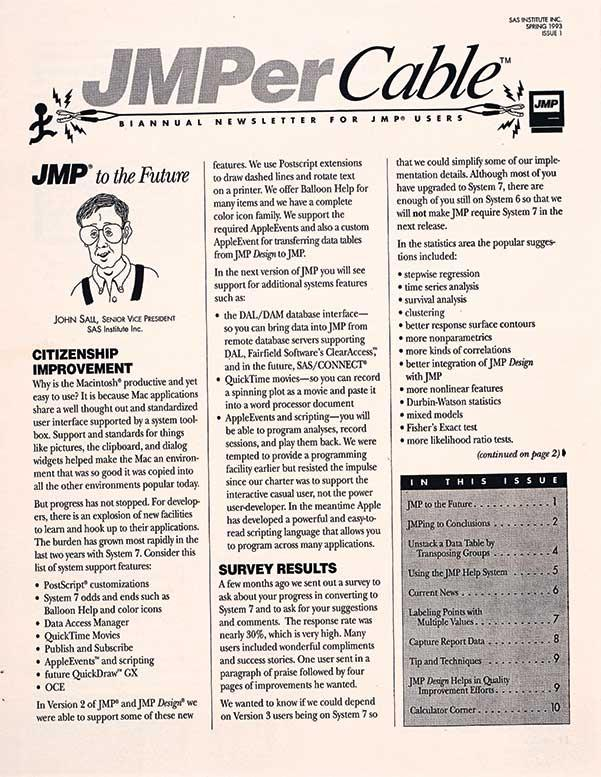 JMPer Cable - 1993
