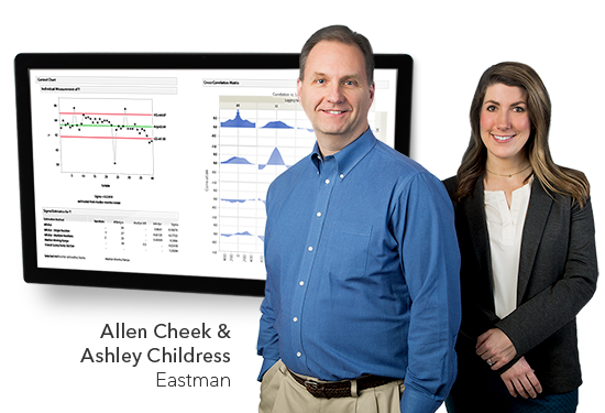 Allen Cheek & Ashley Childress | Eastman