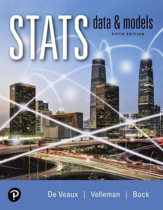 Stats: Data and Models, 3rd Edition
