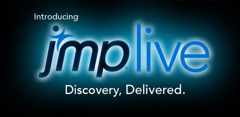 Introducing JMP Live