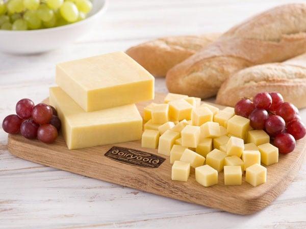 Dairygold: Cheeseboard