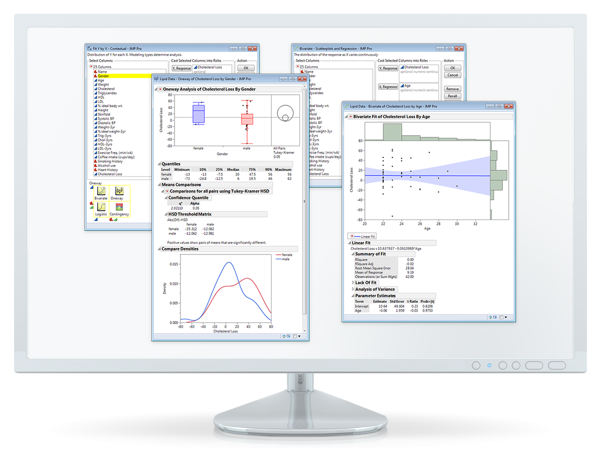 Statistical Analysis Software for Mac and Windows | JMP
