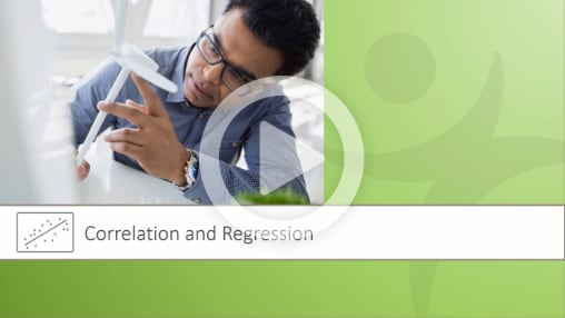 Correlation and Regression Overview Video