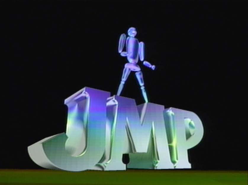 JMP Man 1989