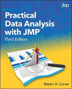 Practical Data Analysis with JMP book