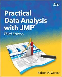 Practical Data Analysis with JMP book