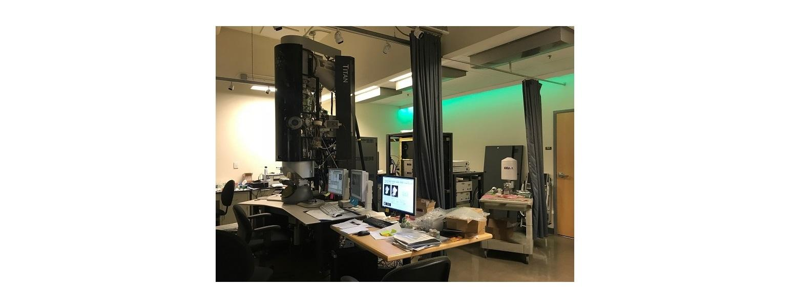 University of Oregon lab
