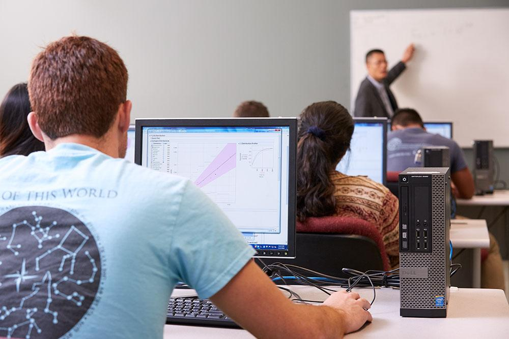 Teaching Engineering Statistics Course Materials