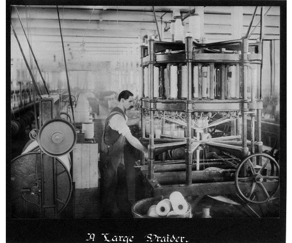 Large braider c.1900