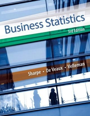 Business Statistics, 3rd Edition