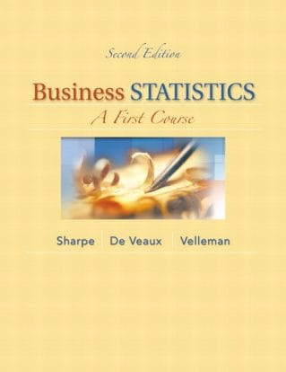Business Statistics: A First Course, 2nd Edition