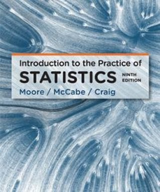 Introduction to the Practice of Statistics, 9th Edition