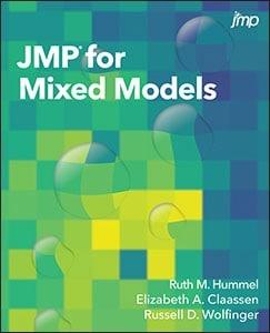 JMP for Mixed Models