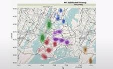 Uso de mapas geográficos