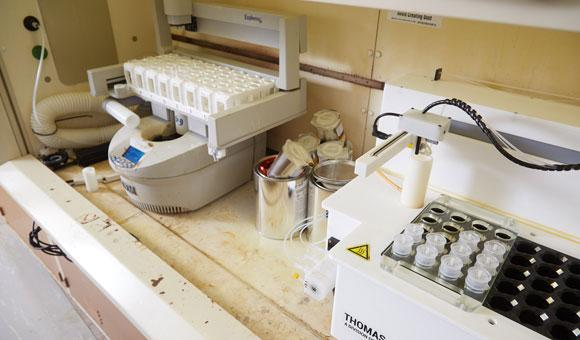 BASF Lab Equipment