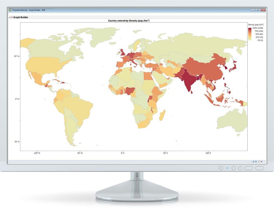 Explore JMP monitor screenshot