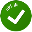 Opt-in Checkmark