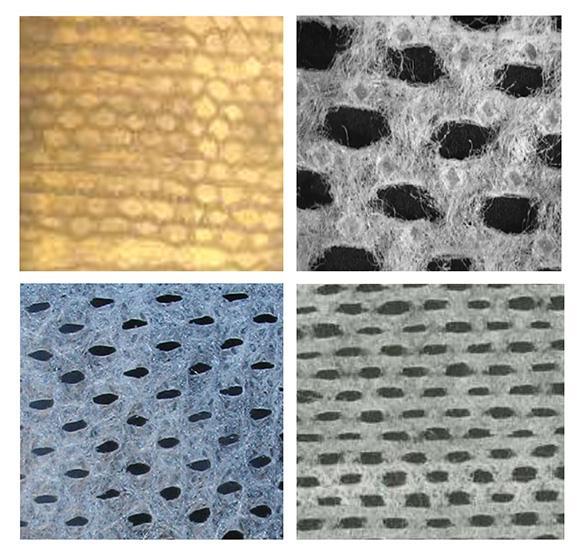 Textures de couches