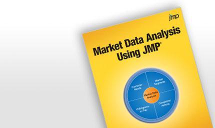 Analyse des données de marché à l'aide de JMP