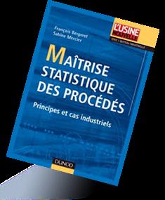 Maîtrise Statistique des Procédés Book Cover