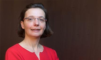 Andrea Geistanger, responsable des systèmes et de l'analyse des données, Roche Diagnostics