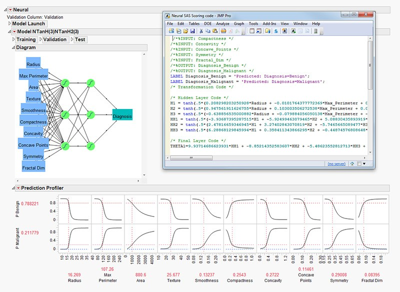 Connect to the richness of SAS advanced modeling