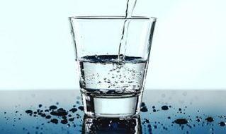 Basta aggiungere un po' d'acqua...