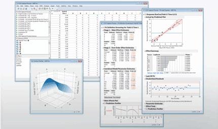 Design of Experiments in JMP