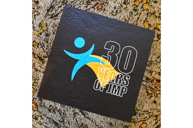 30 Years of Jmp tile