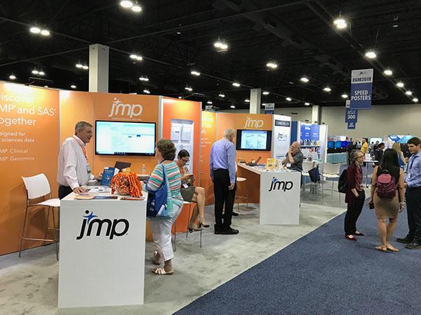 JMP Tradeshow