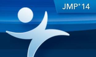 JMP Man with version 14