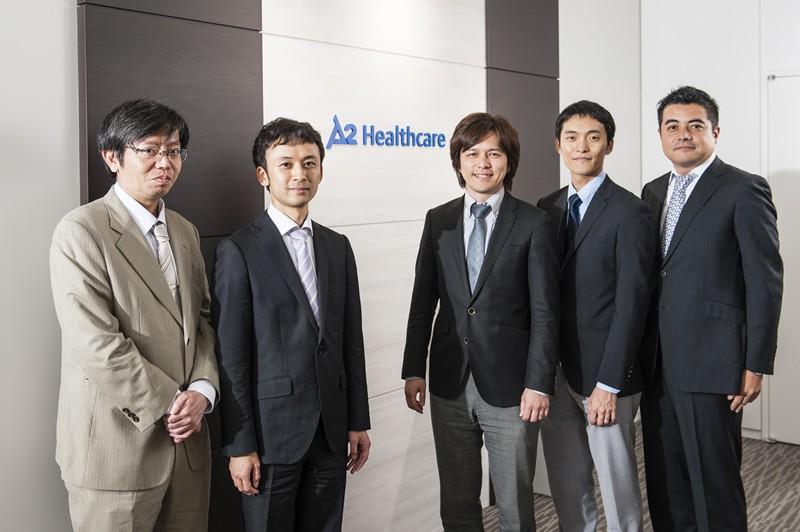 左から、小幡 智憲氏、福升 悠一氏、林 行和氏、近藤 秀宣氏、樋口 天裕氏