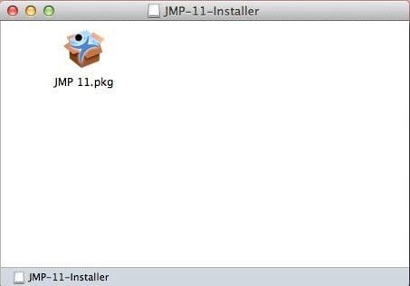 JMP 11 Update
