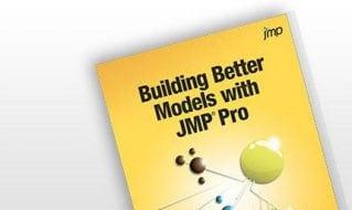 よりよいモデルの構築 - JMP Pro