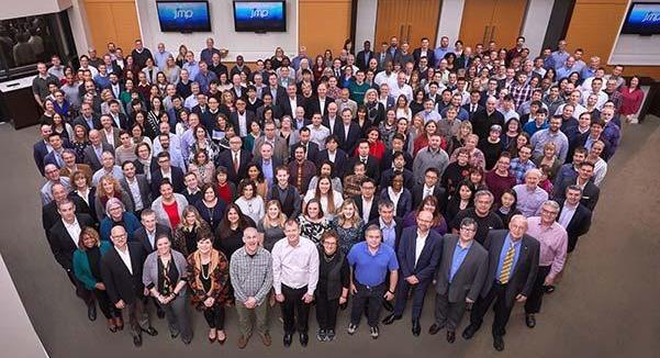 JMP Organization Kickoff Photo - 2019