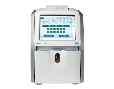 Cobas b 123 point-of-care system