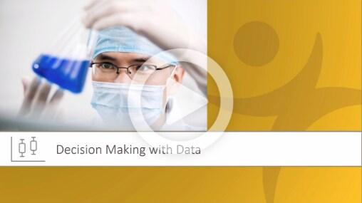 데이터를 활용한 의사결정 개요 동영상