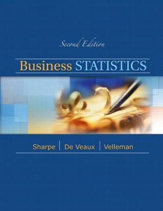 Business Statistics, 2nd Edition