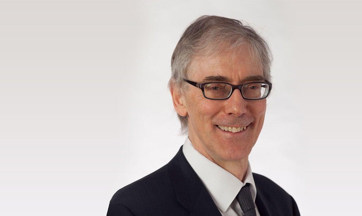 David Hand, keynote speaker image