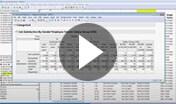 对调查数据进行制表和假设检验