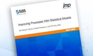 《通过统计模型改善工艺流程》(Improving Processes With Statistical Models)