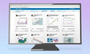 了解全新亮相的JMP产品系列最新成员——JMP Live,协作式统计分析软件