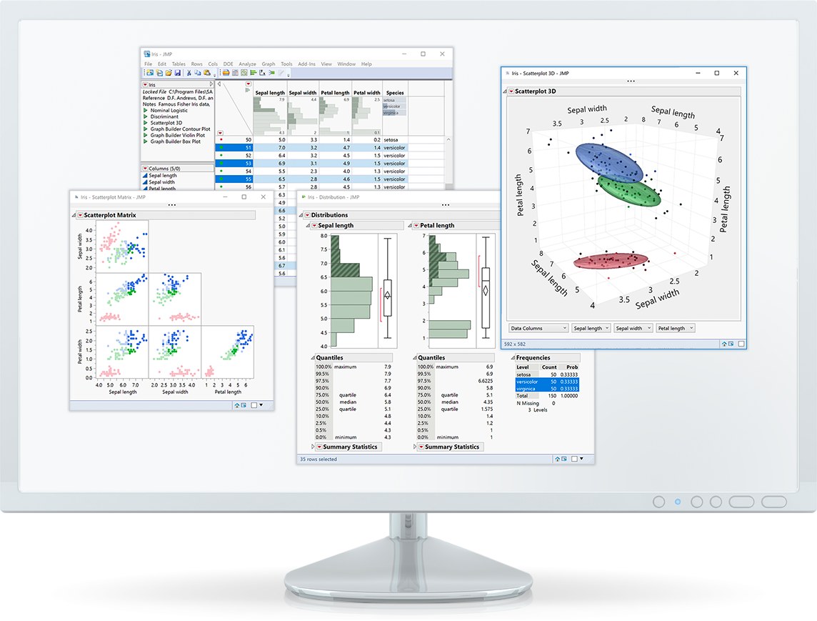 SAS JMP Statistical Discovery 12.1 Mac 破解版 – 强大的数据分析挖掘软件-爱情守望者
